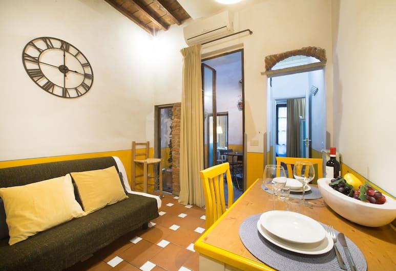 Fiesolana 24 C - Keys of Italy, Firenze, Appartamento, 1 camera da letto, non fumatori, Area soggiorno