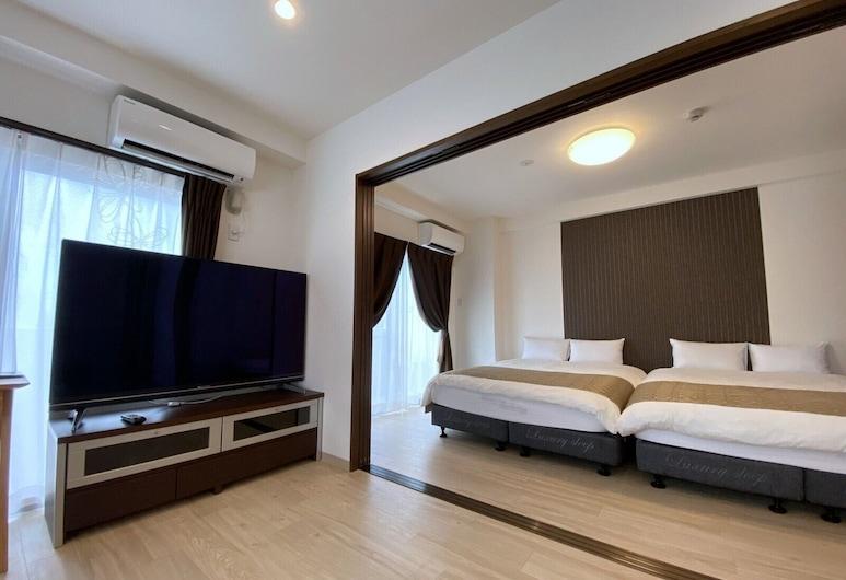 舒適普拉斯飯店, 北谷, 舒適四人房, 客房