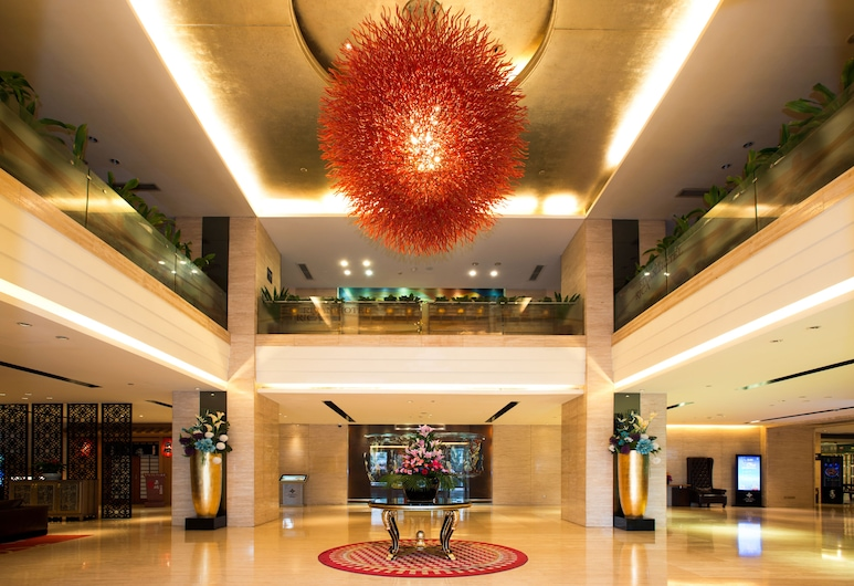 Rivan Hotel Longgang Shenzhen, Shenzhen, Lobby