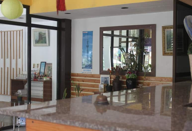 Axis Pension Hotel, Lapu-Lapu, Reception