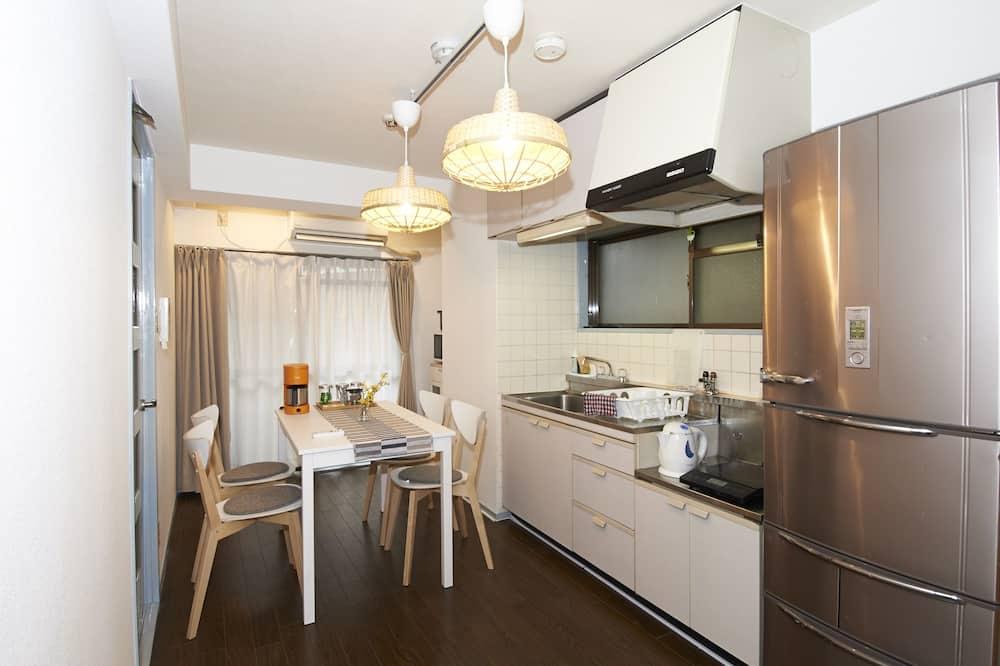 Appartement, niet-roken (Apartment Room 201) - Eetruimte in kamer
