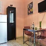 Apartment, 1 Queen-Bett, Nichtraucher - Wohnbereich