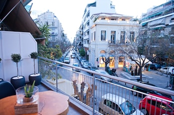 Picture of Acropolis View Deluxe Penthouse & Luxury Apartments in Athens