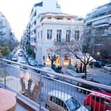 Apartmán typu Deluxe (Acropolis Museum View) - Balkón