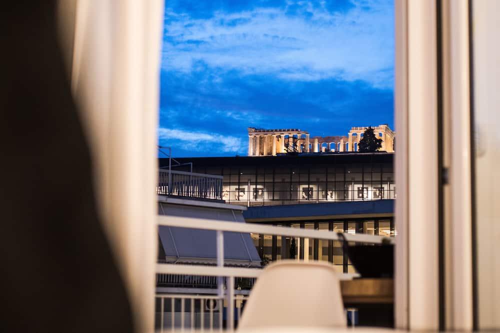 Apartmán typu Deluxe (Acropolis Panoramic View) - Izba