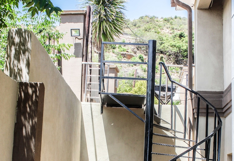Greater heights guest house, Maseru, Teras/Patio
