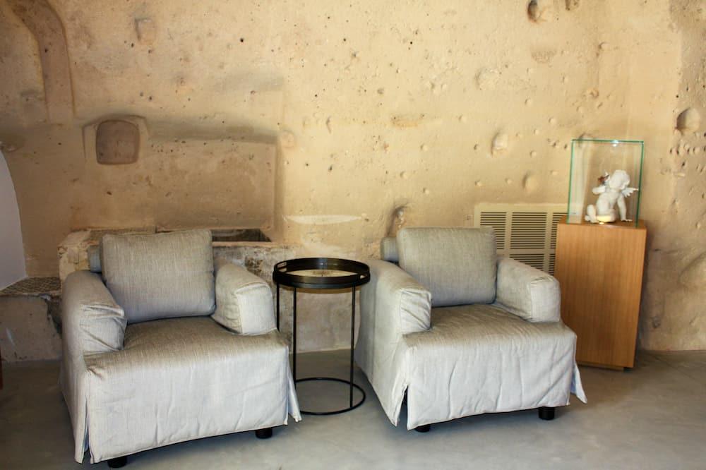 Suite exclusiva - Sala de estar
