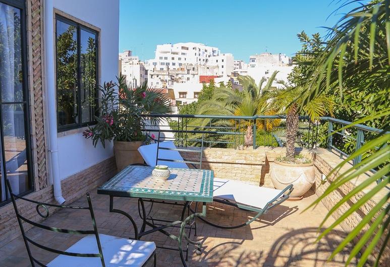 La Maison de Tanger , Tánger, Suite (7), Terraza o patio