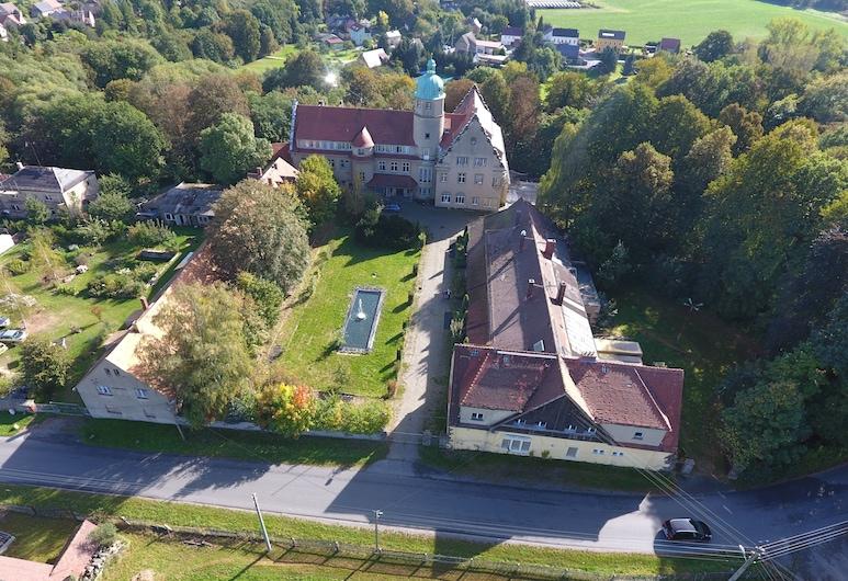 Schloss Helmsdorf - In a national park, Stolpen
