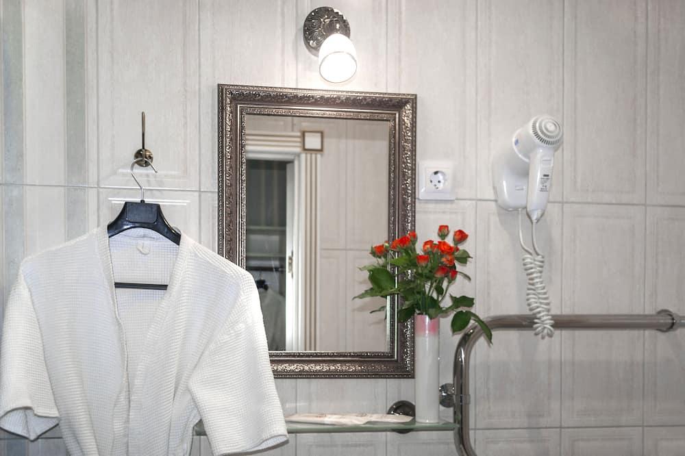 Двухместный номер «люкс» с 1 или 2 кроватями - Ванная комната