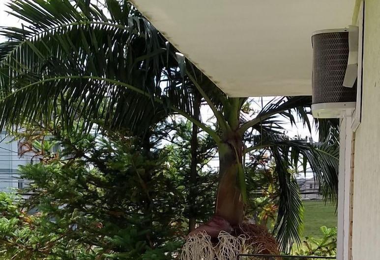 Ville House Hotel Canoas, Canoas, Teres/Laman Dalam