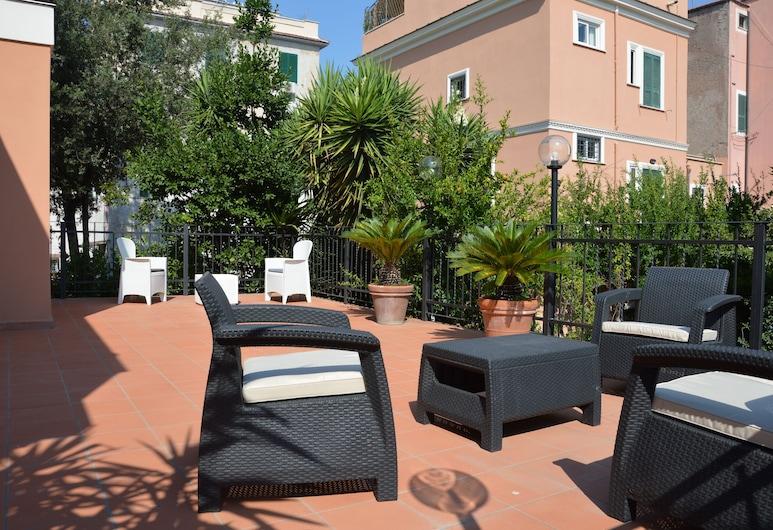 L'Oasi al Pigneto - Guest House, Roma, Teras/Veranda