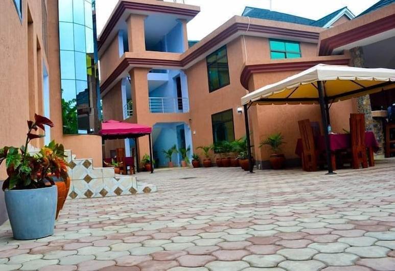 Asmasi Hotels, Arusha, Dziedziniec