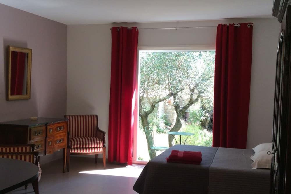 標準雙人房 (Olivier) - 園景