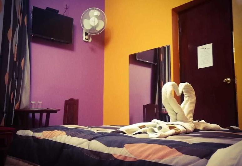 Hostal GQ, Λίμα, Δίκλινο Δωμάτιο (Double), Δωμάτιο επισκεπτών