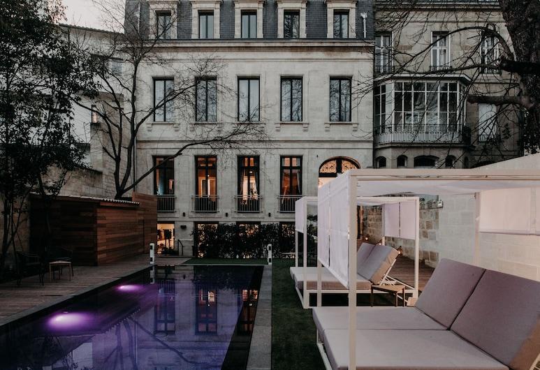 Hotel Le Palais Gallien, Bordeaux, Piscine