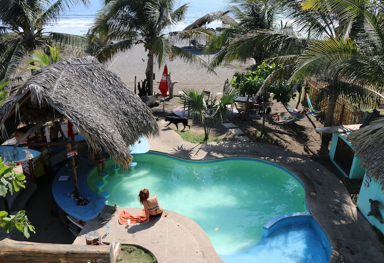 The Driftwood Surfer, El Paredon, Outdoor Pool