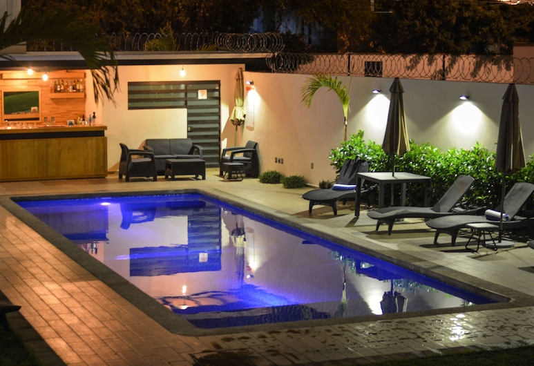 Hotel Quinta Tequisquiapan, Tequisquiapan, Lauko baseinas