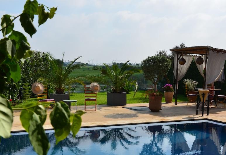 La Villa, Bouskoura, Piscina al aire libre