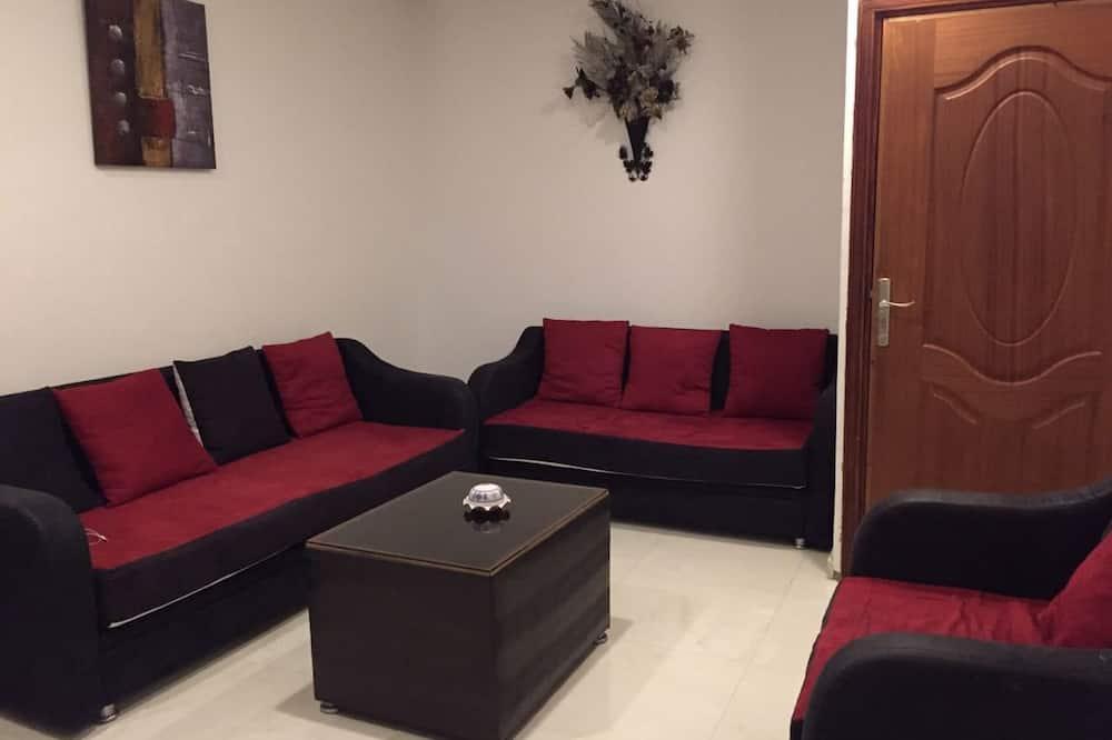 Departamento Confort, para no fumadores - Habitación