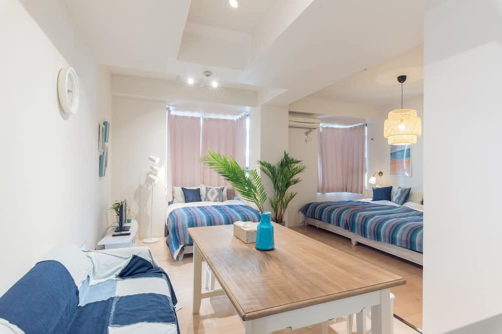 Standardní apartmán - Pokoj