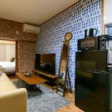 Apartmán (Apartment house) - Obývací prostor