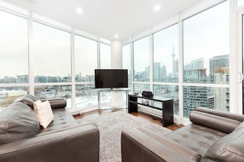 Picture of Penthouse with CN Tower view in Toronto