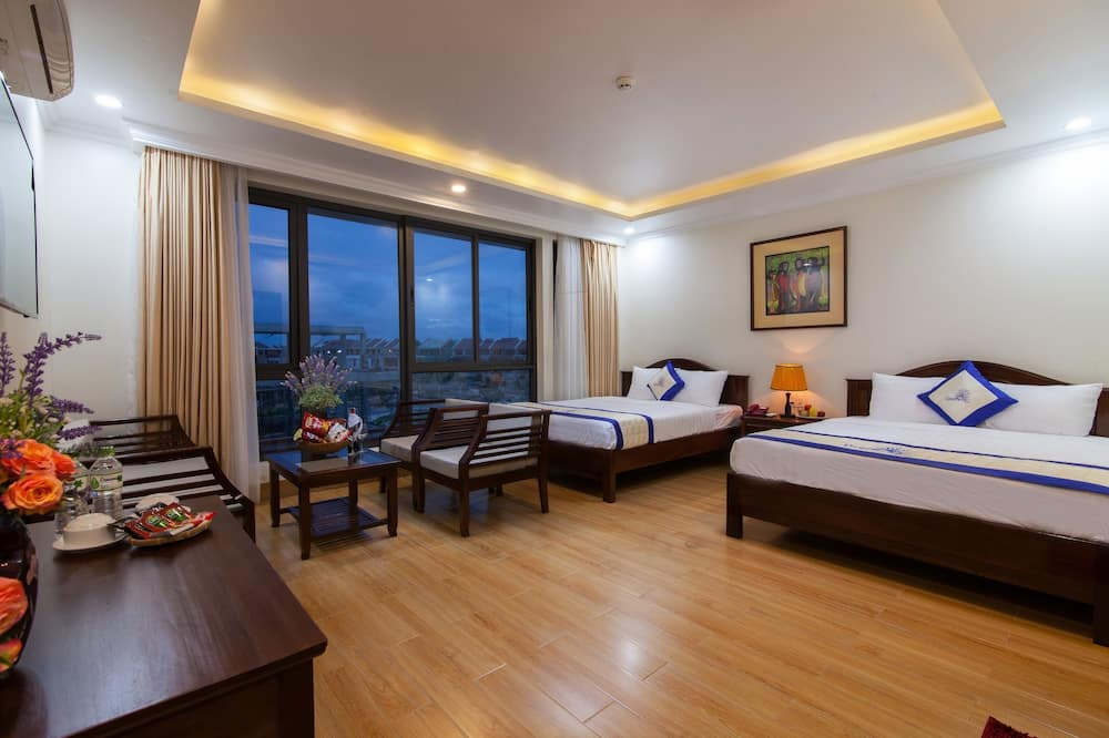 Family Suite, Balcony - Guest Room