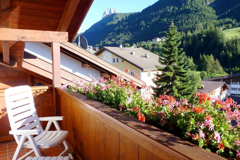 Pokoj Basic s dvojlůžkem - Výhled z balkonu