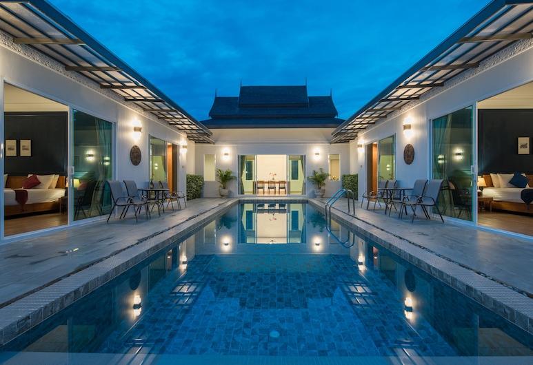 Phuket La Siesta, Rawai, Three Bedrooms Pool Villa, Private pool
