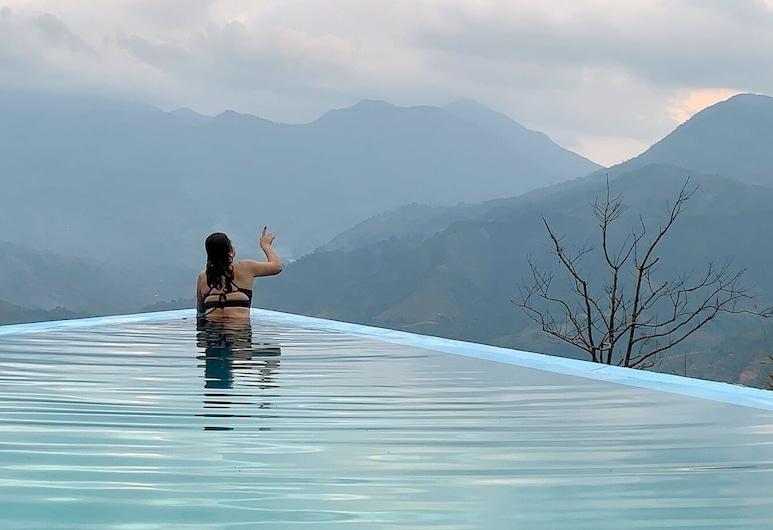 Hoang Su Phi Lodge, Hoang Su Phi, Infinity Pool