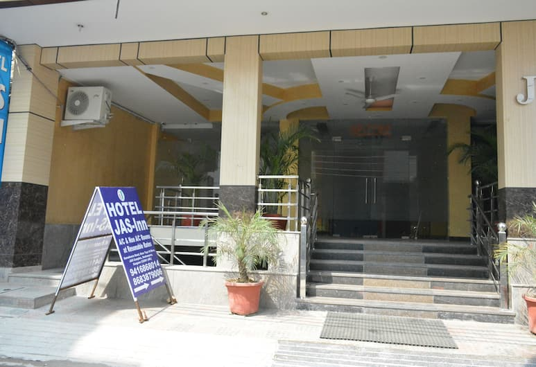 Hotel Jas Inn, Gurgaon, Extérieur
