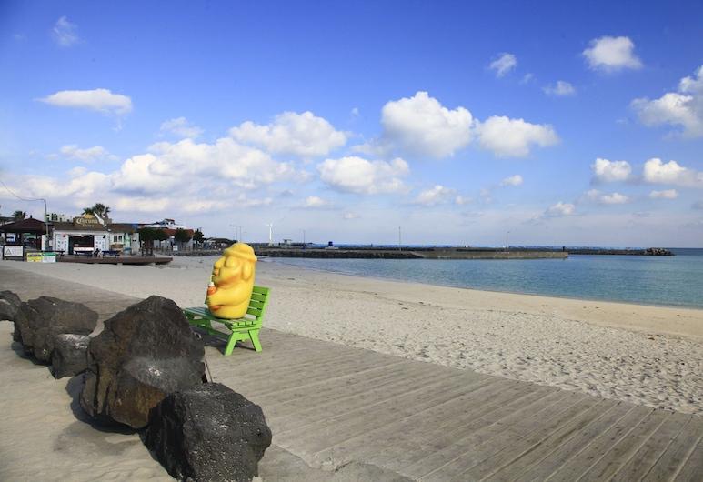 达西里亚酒店, Jeju City, 海滩