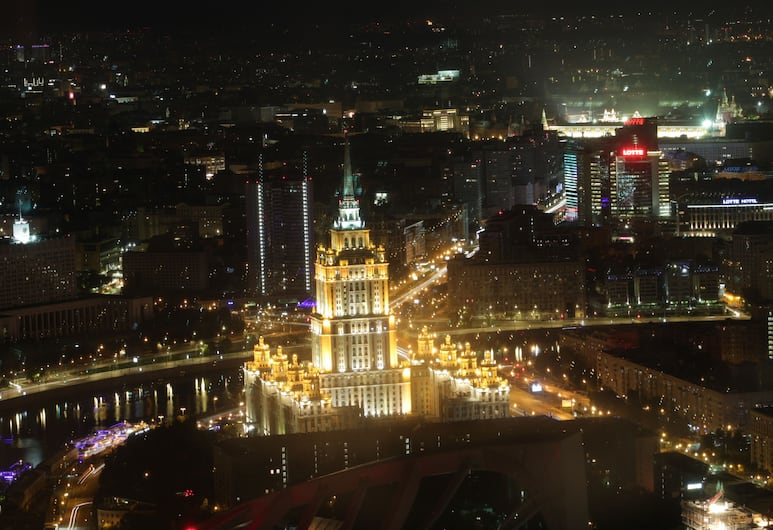 Say Wow Hotel, Moscow, Exterior