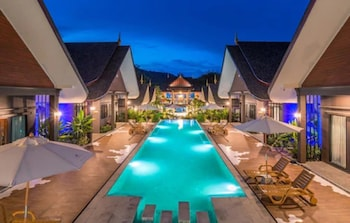 Foto The Scene Cliff View Villas di Krabi