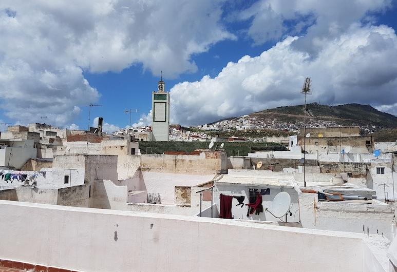 Dar El Blad, Tetouan, Vista dall'hotel