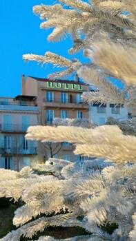 昂蒂布波斯蒂萊恩酒店的圖片