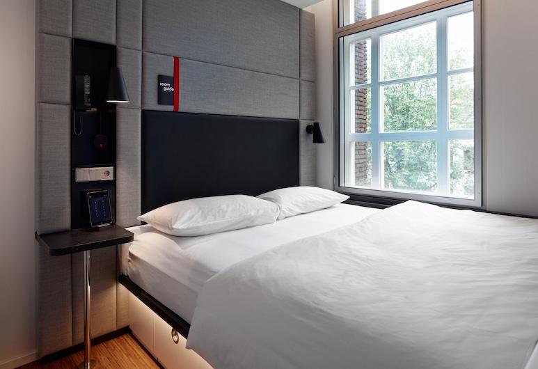 citizenM Amstel Amsterdam, Amsterdam, Rum - 1 kingsize-säng, Gästrum