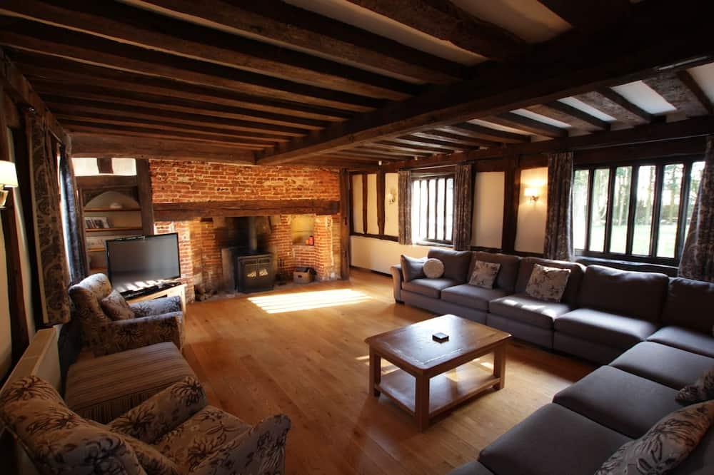 Casa (Waterloo - max 30 people) - Sala de estar