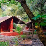Bamboo Cottage  - Garden View