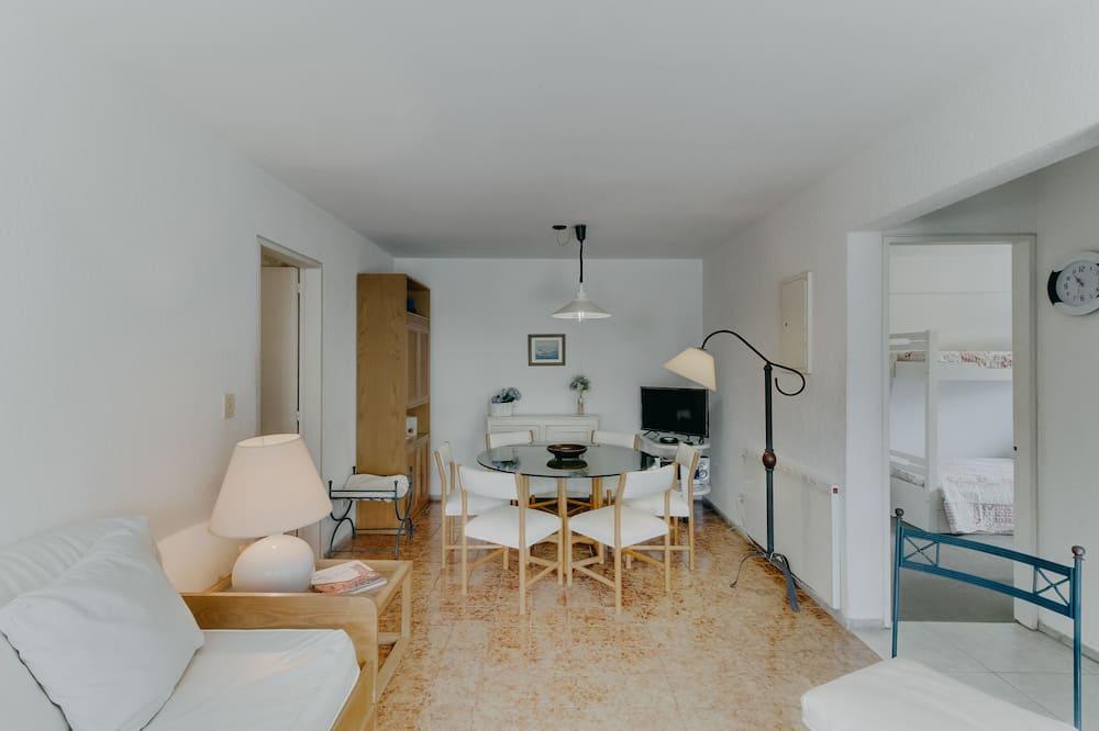 Lägenhet - flera sängar - icke-rökare - Vardagsrum