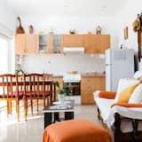 Appartamento, 1 camera da letto, terrazzo - Area soggiorno