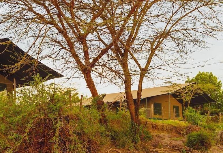 Mara Duma Luxury Camp, Maasai Mara, Otel Sahası
