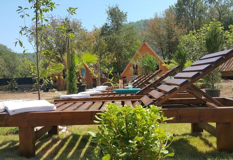 Pusula Bungalow, Fethiye, Zwembad