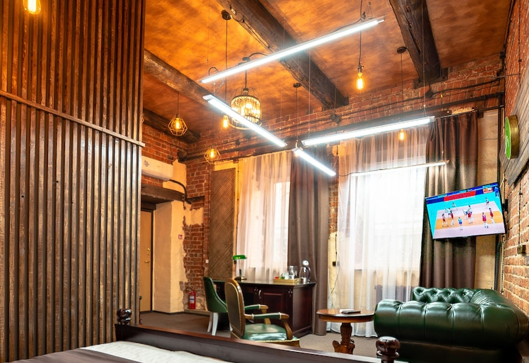 Hotel Felix, Moscow, Deluxe Room, Guest Room
