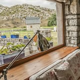 Dom, 1 sypialnia, widok na góry - Salon