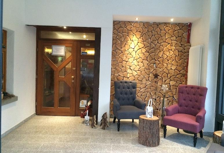 Hotel-Restaurant Poststuben, Bensheim, Lobby Sitting Area