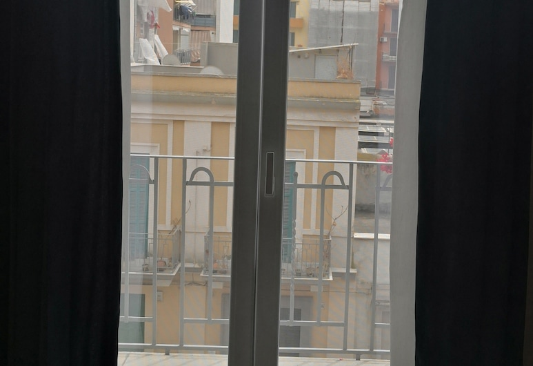 Casa Di Mamma, Bari, Suite, balcón, Vista de la habitación