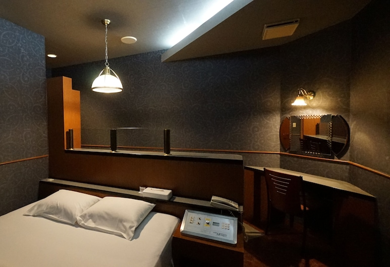 Hotel Jupiter - Adults Only, Hiroshima, Double Room, Guest Room
