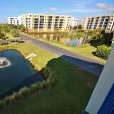 Apartmán - Výhled z balkonu